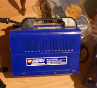 Campbell Hausfeld Flux-core 80 wire feed welder