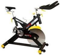 eSPORT Commercial Spinning Bike (New You SAVE $495)