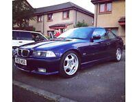 E36 1998 BMW 328i Sport Coupe Auto MOT'd drift e30 e46 e34