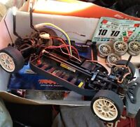 Trade my Tamiya TT01 type E drift/touring was for 4WD roller