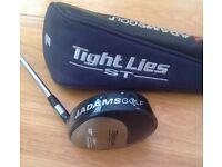 Adams Golf Tight Lies ST driver, excellent condition £20