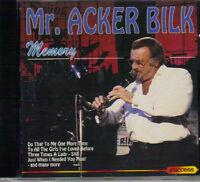 Acker Bilk - Memory