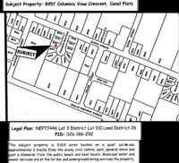 Canal Flats, Lot For Sale, 8957 Columbia View Crescent