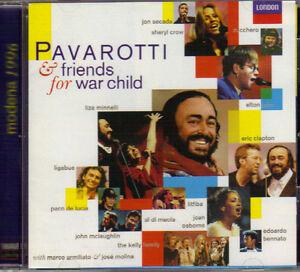 Luciano Pavarotti - Pavarotti & Friends for War Child West Island Greater Montréal image 1