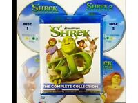 Shrek 3D complete collection