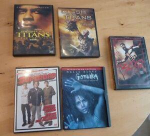 Various movie Dvds $ 2 each, smaller floor DVD rack $ 3 Kitchener / Waterloo Kitchener Area image 1