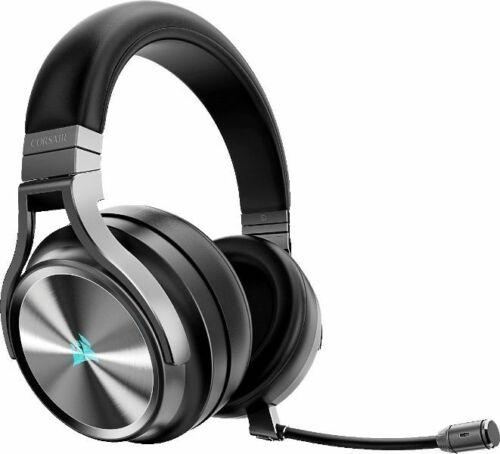 "CORSAIR VIRTUOSO RGB SE Wireless 7.1 Surround Sound Gaming Headset, ""NO RETURN"""