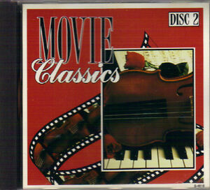 Movie Classics (Madacy) - 2 CDs West Island Greater Montréal image 3