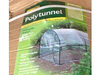 Garden polytunnel