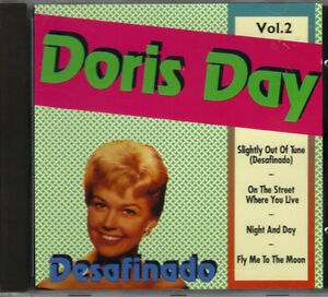 Doris Day - Vol. 2 - Desafinado West Island Greater Montréal image 1