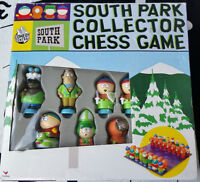 Comedy Central Collectors South Park Chess Set