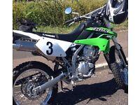 Kawasaki KLX 250 2015