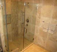 READY TO TILE SHOWER PANS - CUSTOM AND STANDARD -