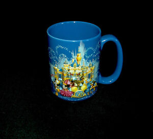 Disney 50th Anniversary Disneyland Resort Mug