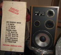 [2] Stereo Speakers