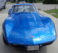 1975 Corvette Stingray T-Roof