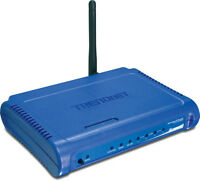 new wireless internet router - perfect for VOIP