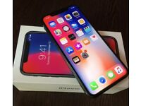 iPhone X 256GB Boxed Unlocked RRP £1149