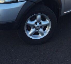 Freelander 16 Alloy Wheel