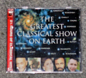 The Greatest Classical Show on Earth by Carlos Bonell, Vladimir