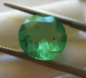 RARE One Round Emerald 5.48ct Strathfield Strathfield Area Preview