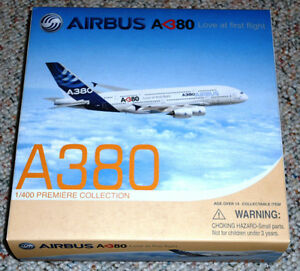 """Dragon 1/400 AIRBUS A380-800 """"Love at First Flight"""""""