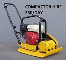 CHEAP COMPACTOR & BRICKSAW HIRE Rossmoyne Canning Area Preview