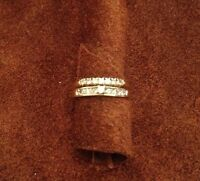 10k gold engagement and wedding ring set