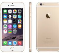 I phone 6 16 gb and gold