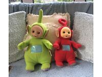 Original Teletubbies (2) Po and Dipsy