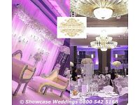Asian nigerian english wedding decor center pieces stage mehndi dj chocolate fountain indian