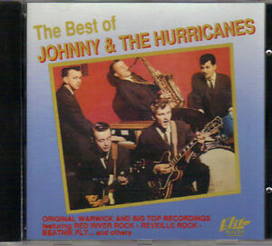 The Best of Johnny & The Hurricanes West Island Greater Montréal image 1