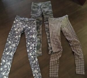 Three pairs of stretch pants only $1.00