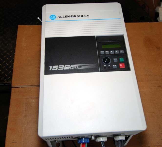 Allen Bradley Cat. 1336 Plus AC Drive (Inv.25041)