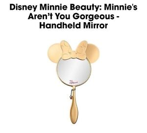 Minnie Mouse aren't you gorgeous handheld mirror