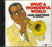 Louis Armstrong in Concert - What A Wonderful World