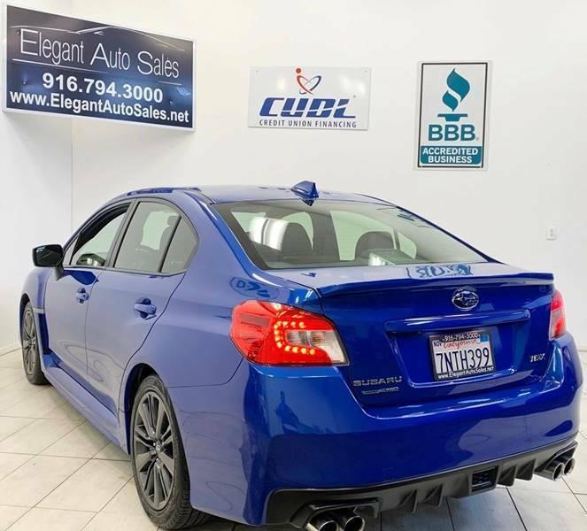 Image 4 Voiture American used Subaru WRX 2016