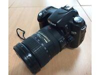 Nikon D80 dSLR kit