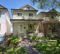 WOW! THE WHOLE PACKAGE. 3brs, 1bth, large lot, dbl garage