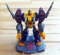 Transformers Beast Wars Titanium Optimal Optimus