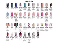 Jamberrry Nail Wraps - ready for collection