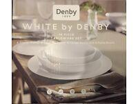 Whit by Denby dinner set