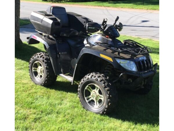 Used 2009 Arctic Cat 700 H1 EFI 4X4