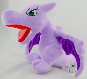 Pokemon xy 17 aerodactyl 43cm dragon stuffed animal ptera cuddly plush toy - Pokemon ptera ...