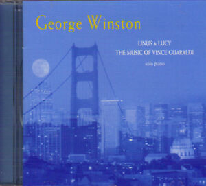 George Winston - Linus & Lucy - The Music of Vince Guaraldi West Island Greater Montréal image 1