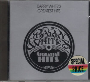 Barry White's Greatest Hits West Island Greater Montréal image 1