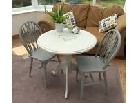 Shabby Chic Table & Chairs