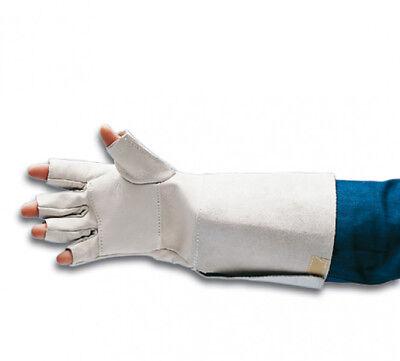 Schutzhandschuhe aus Chrom-Ziegennappaleder,Werkstatthandschuhe,Handschuhe,Leder