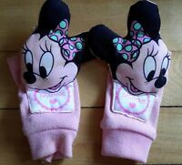 MINNIE MOUSE HAND PUPPETS WITH RATTLE SOUNDS