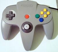 Manettes Originales Nintendo 64 Joystick Parfait N64 Controller